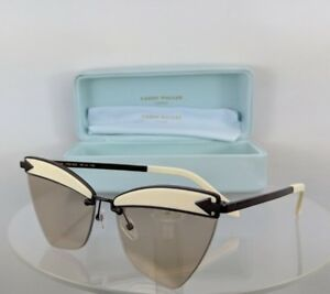 8299ad7aeab Image is loading Brand-New-Authentic-Karen-Walker-Sunglasses-SADIE-White-