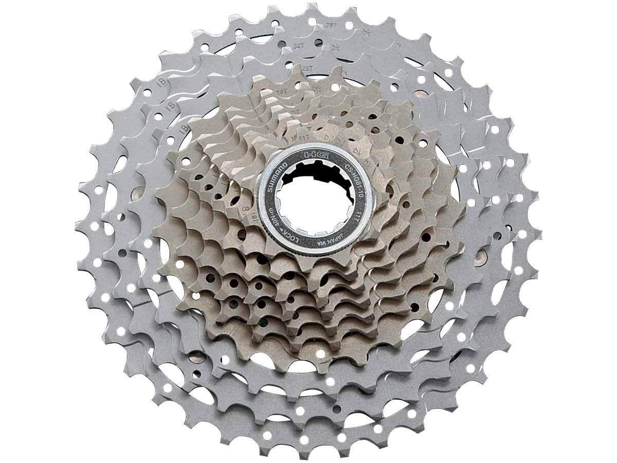 Shiuomoo CSHG81 Slx 10 Velocità DynaSys Bici MTB Cassetta Pignoni 1136