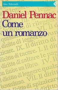 Daniel-Pennac-Come-un-romanzo-1998-Feltrinelli-Idee