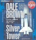 Silver Tower by Dale Brown (CD-Audio, 2009)