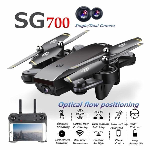 Aktualisiert sg700 quadcopter single   dual - hd - kamera optische flow positionierung drohne