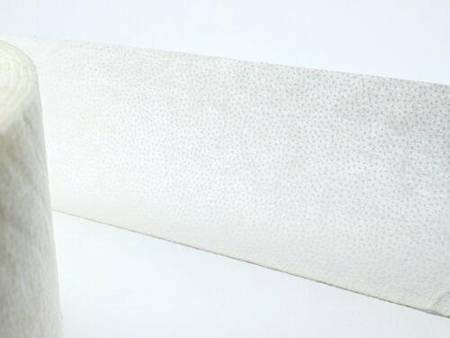 3,5 M Bügelvlies Bügeleinlage Vliesofix Vlieseline Bundfix 90mm Hohe Qualität
