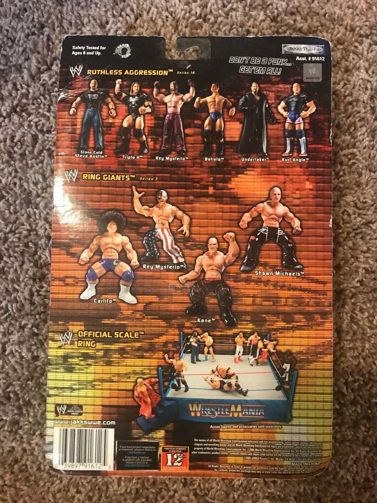 WWE Viscera Ring Rage Action Figure Figure Figure d73b07
