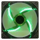 Game Max Windforce 120mm Green LED Sleeve Bearing Cooling Fan 1000rpm 27bd