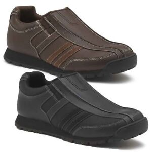 NEW-Mens-G-H-Bass-amp-Co-Kevin-Casual-Slip-On-Leather-Shoes-Pick-Size-amp-Color