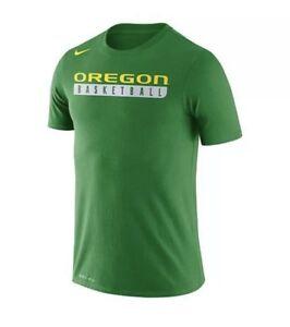 on sale 02294 90fad Image is loading Oregon-Ducks-Basketball-Nike-Men-039-s-Practice-