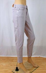 "Lauren by Ralph Lauren Premere Skinny Ankle Jeans~""Lavender"" Color~NWT"