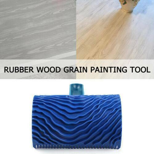 Wood Graining Rubber Painting Effects Tool Texture Pattern Diy Wall Decor