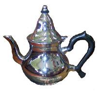 Moroccan Tea Pot Glasses Serving Tea Tray Mint Tea