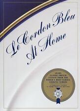 Le Cordon Bleu at Home (1991, Hardcover)