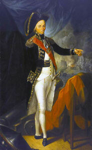 Oil-painting-male-portrait-Captain-Horatio-Nelson-standing-On-the-battlefield-AA