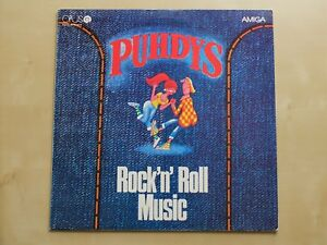 Puhdys-Rock-039-n-039-Roll-Music-LP-Opus-Czech-Edition