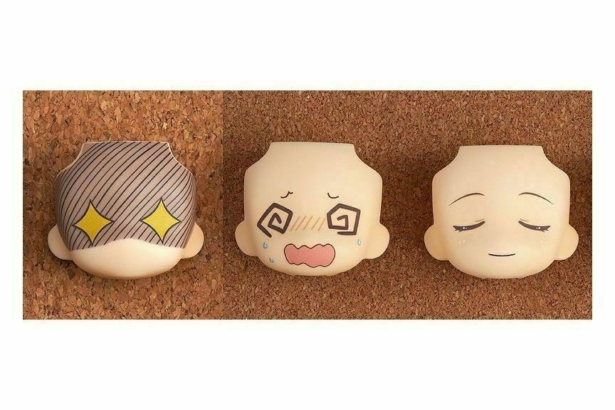 Nendoroid More More More Face Swap 01 & 02 Selection Box of 9 Good Smile Company NEW 307be4