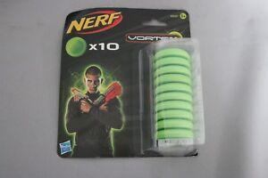 ZB600  Hasbro Jouet 33687 recharge 10x Munition Nerf Pistolet Vortex vigilant