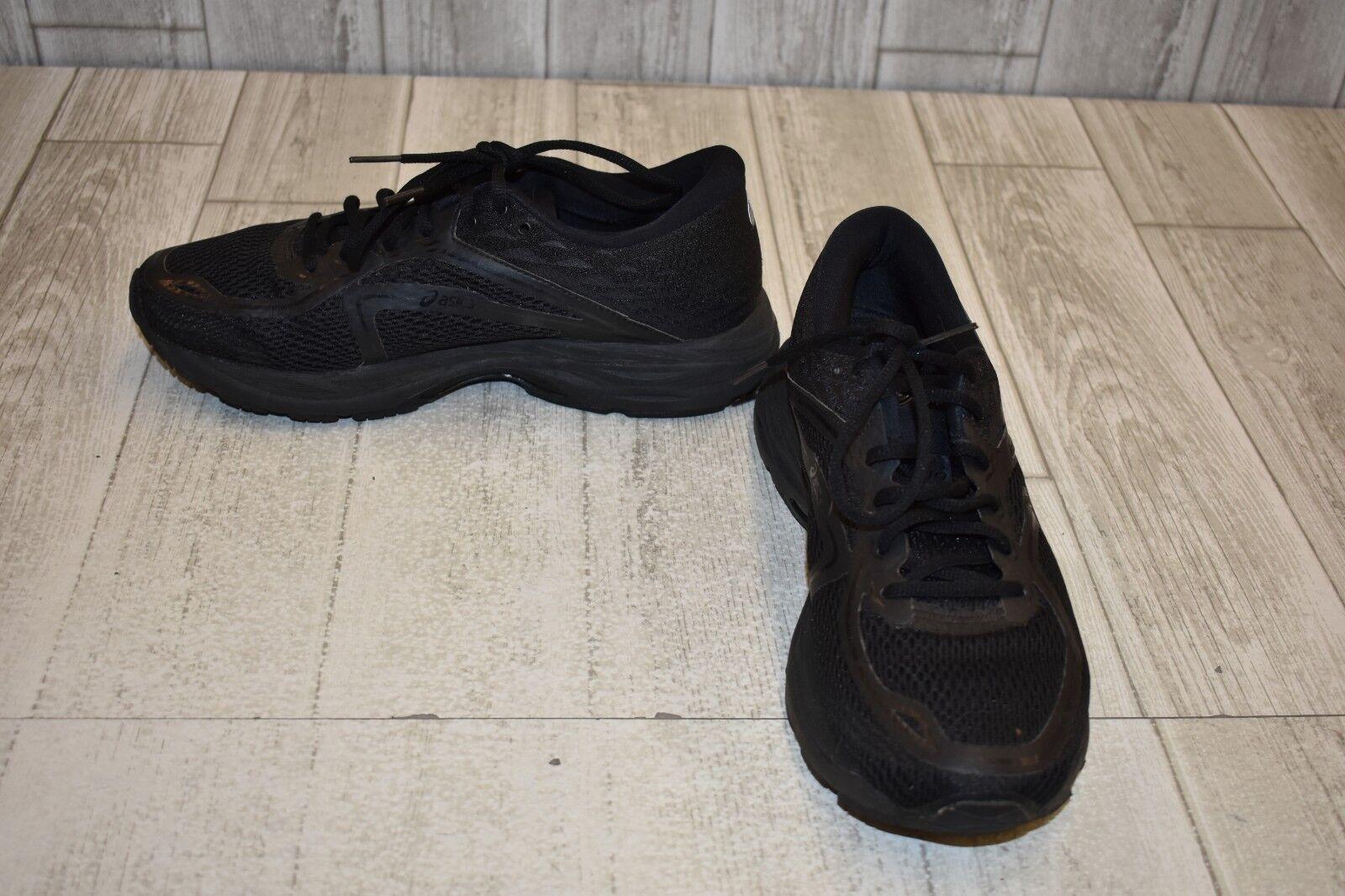 Asics Gel Cumulus 19 Running shoes, Men's Size 9, Black