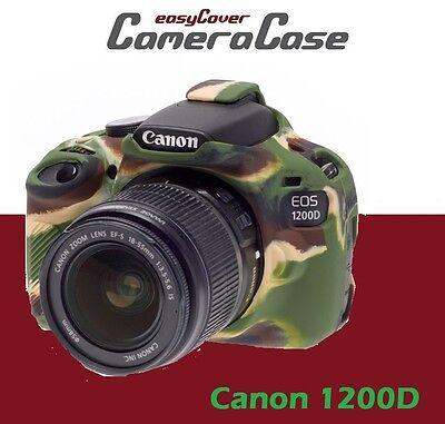 Walimex pro easycover funda protectora de silicona para Canon 80d