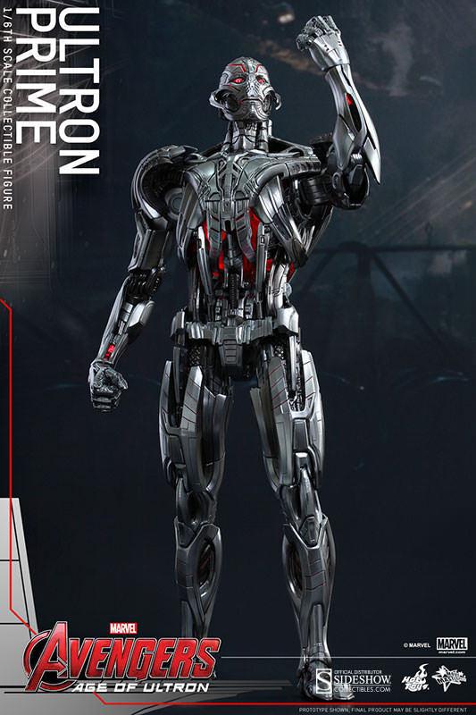 HOT TOYS Avengers Age Ultron ULTRON PRIME 16 1 6 6 6 Scale Figure Marvel Iron Man d4dc71