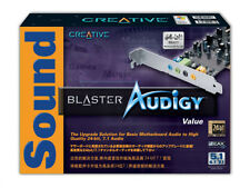 Creative Labs Sound Blaster Audigy 4 Internal Computer Audio Sound Card PCI PC