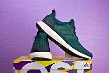 new arrival 7eb51 b128c Adidas Ultra Boost 3.0 Green NightDark Green S82024 UK 8 - EU