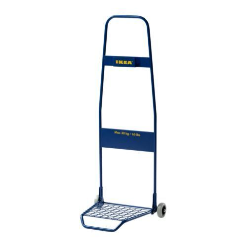 Trolley FRAKTA Blue,Perfect for transporting your purchases