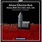 Johann Sebastian Bach - Bach: Motets, BWV 225-230 & Anh.159 (2013)
