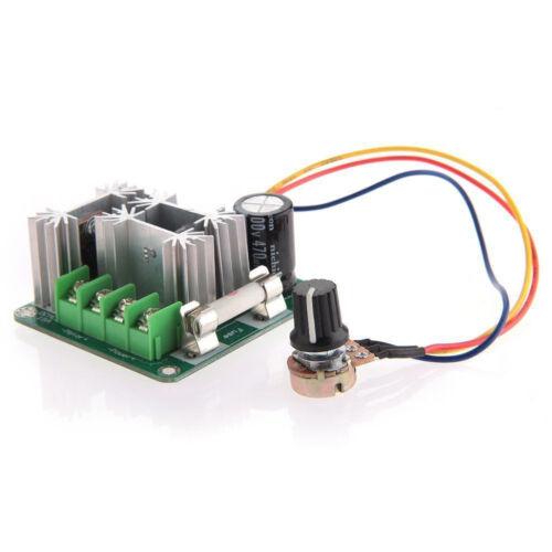 3//10//15A DC 6V-28V//6-90V//12V-36V//12V-40V PWM Adjuster Speed Control Switch ATF
