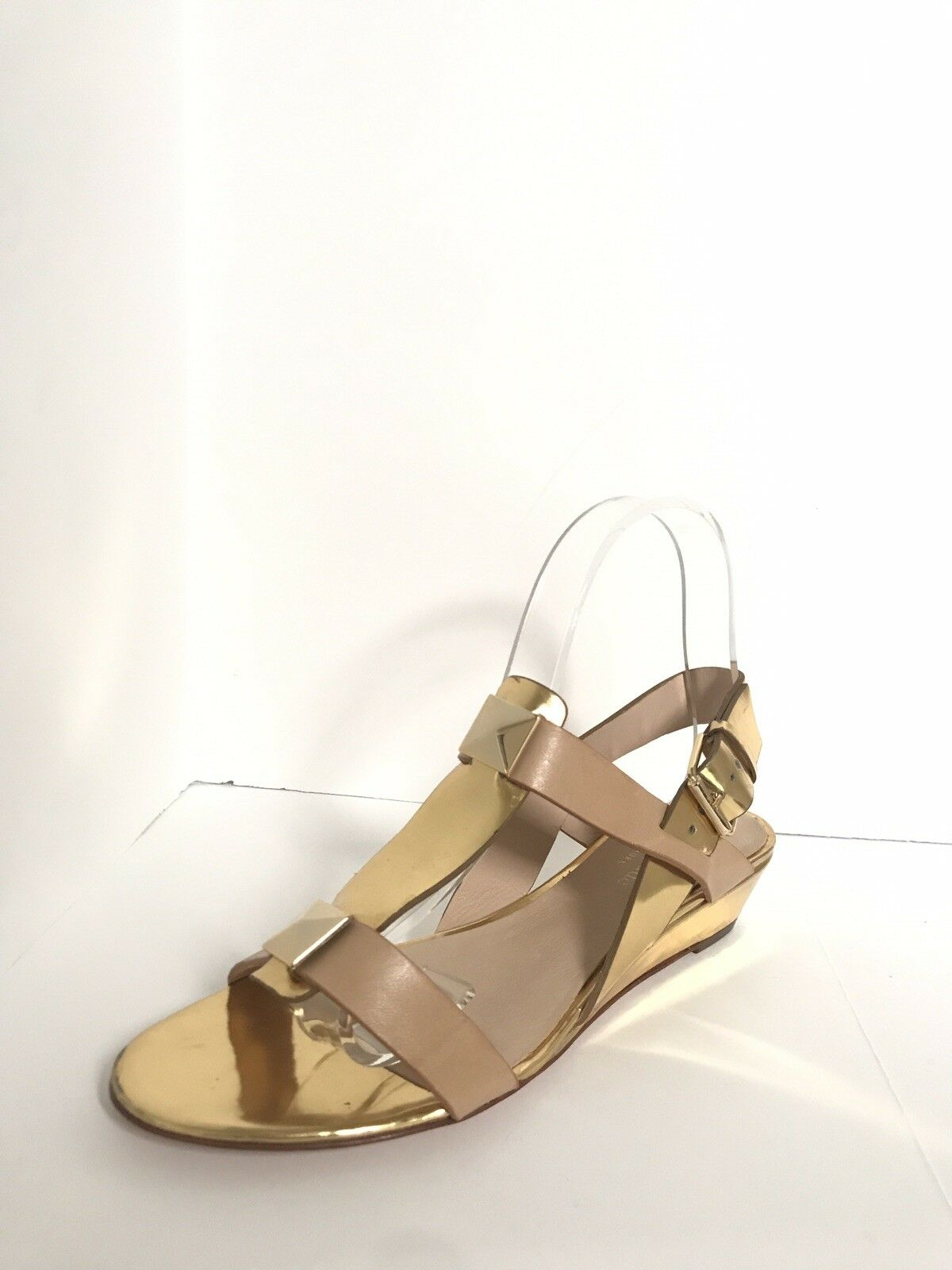 aefd2546079 CLOUDSTEPPERS CLARKS Caddell Petal Wedge Sandals Women 9 Sz 8.5