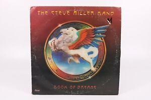 The Steve Miller Band Book of Dreams 1977 Sailor/Capitol Records 33 Vinyl