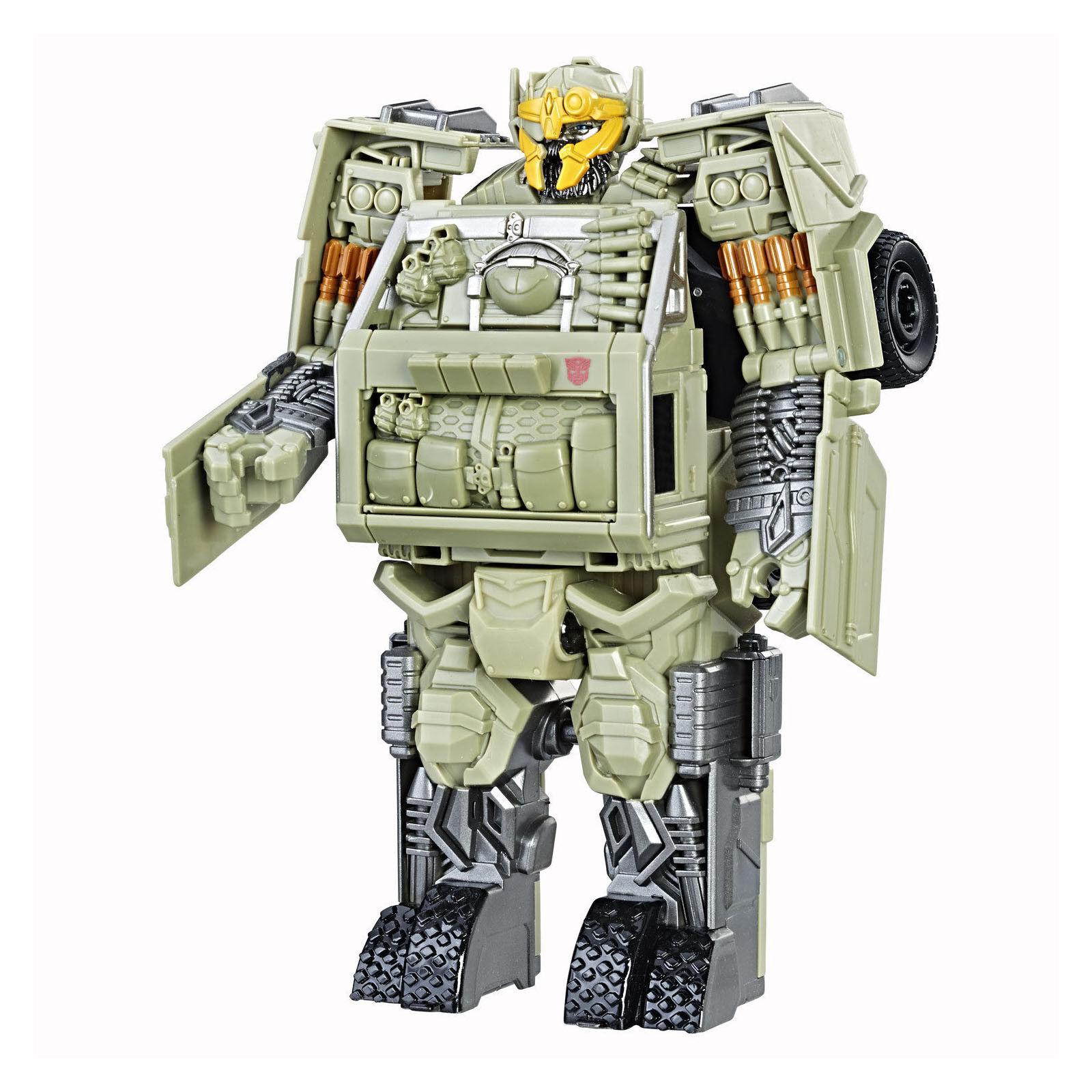 Transformers Movie 5 The Last Knight Turbo Changer AUTOBOT HOUND Robots Kids