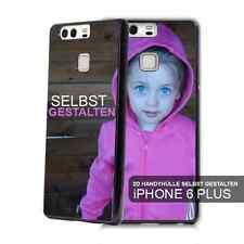 2D Apple iPhone 6 Plus Hülle selbst gestalten Foto bedruckt Case Cover Bumper