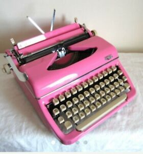 Royal Diana Typewriter