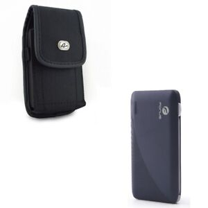 Rugged-Case-Belt-Clip-Holster-w-10000mAh-Power-Bank-Charger-N4Z-for-Cell-Phones