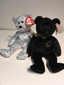 TY Beanie Babies The Beginning And The End