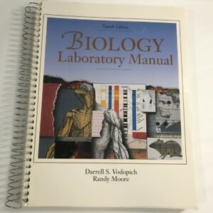 Darrell S. Vodopich (Author of Biology Laboratory Manual)