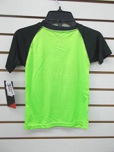 Boys STX $38 3pc Wicking Shirt /& Swaetpants Set Size 4-7