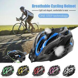 Mountain Bike Road Helmet Adjustable Mens Womens Adult Sport Cycling Bicycle USA