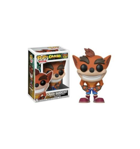 Funko POP 273 Crash Bandicoot