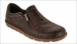 Clarks Collection Leather Slip on Shoes