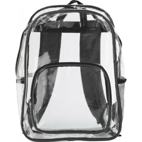 Modisch /& Trendiger Rucksack aus transpartentem Material NEU