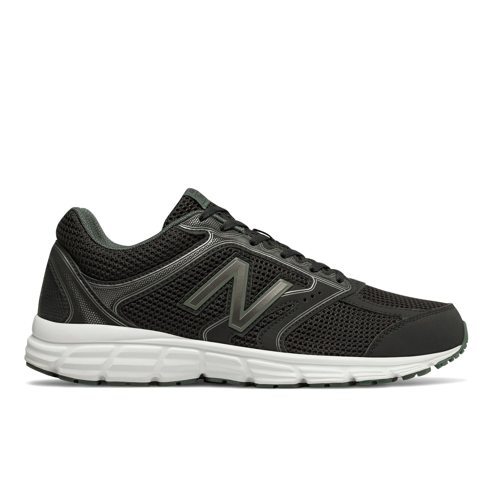 New Balance 460v2 Mens Sneakers shoes Black with Faded Rosin M460-V2