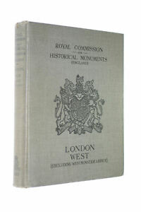 Royal-Commission-On-Historical-Monuments-England-An-Inventory-Of-The-Hist