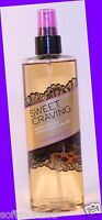 1 Victorias Secret Sweet Craving Warm Vanilla & Praline Fragrance Mist