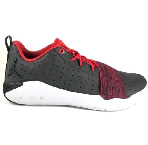 New Nike Jordan 23 Breakout Men/'s Shoes Grey Wolf Red 881449 002