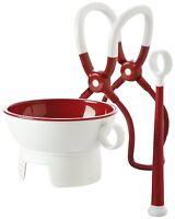 Progressive 3 Piece Canning Kit One Handed Jar Lifter/magnetic Lid Lifter/funnel on sale