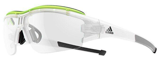 Adidas Evil Eye halfrim Basic ad 07 1100 Sonnenbrille RAD LAUF SKI BRILLEN NEU