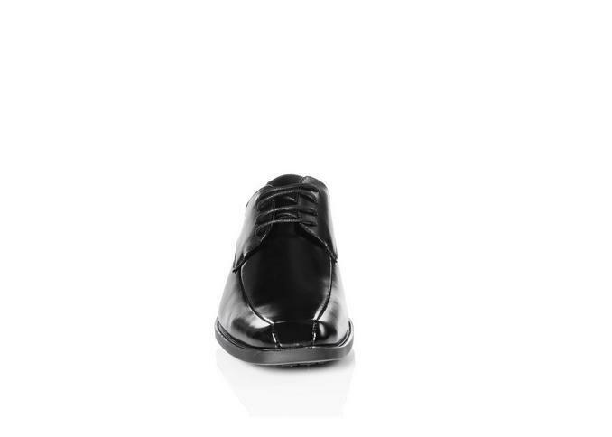 Zapatos de vestir Stacy Stacy vestir Adams Canton para hombre Negro Cuero Oxford 20119 56e5d6