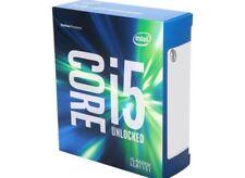 Intel Core i5-6600K 3.50GHz (Skylake) Socket LGA1151 Processor, 3 year warranty
