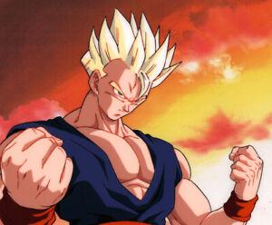 Dragonball-Dragon-Ball-Z-OP-Anime-Cel-Super-Saiyan-Gohan-Toei-Animation-Toriyama