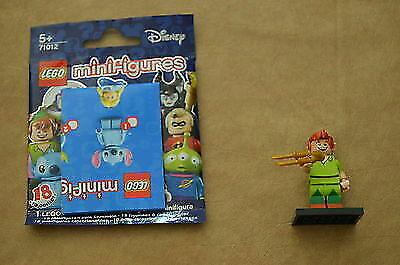 Peter Pan New Lego Minifigures Series Disney 71012