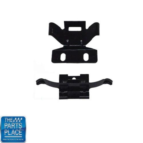 1964-81 GM Cars Heater Core Mounting Clamps For Heater Box 2 Piece